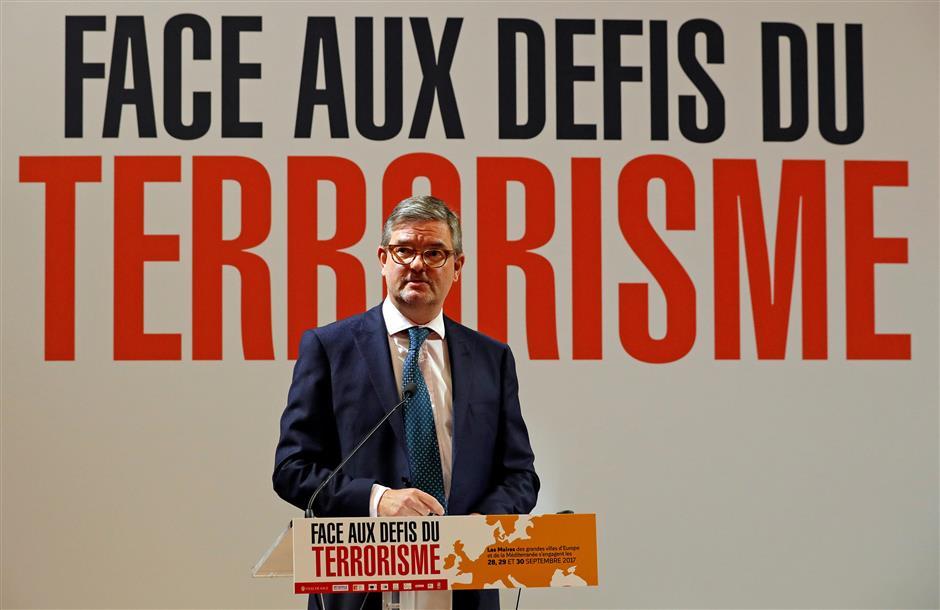 EU pledges 118meuros to redesign cities against attacks