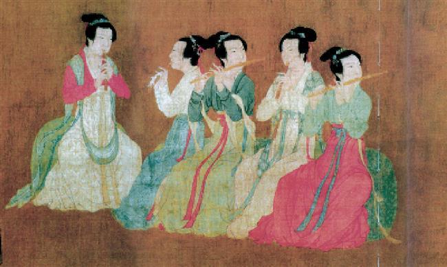 Night Revels of Han Xizai