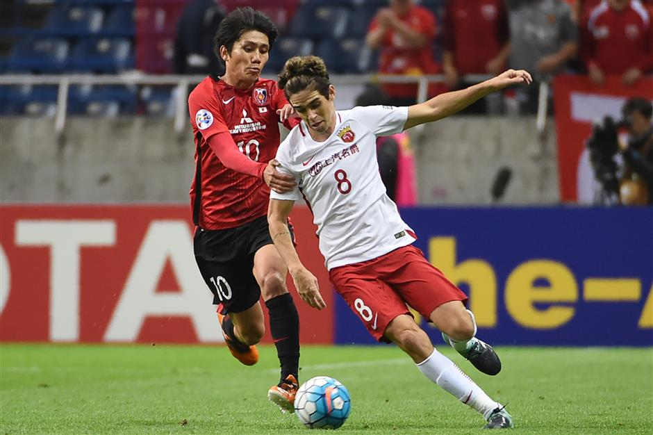 Villas-Boas under pressure after SIPG ACL loss