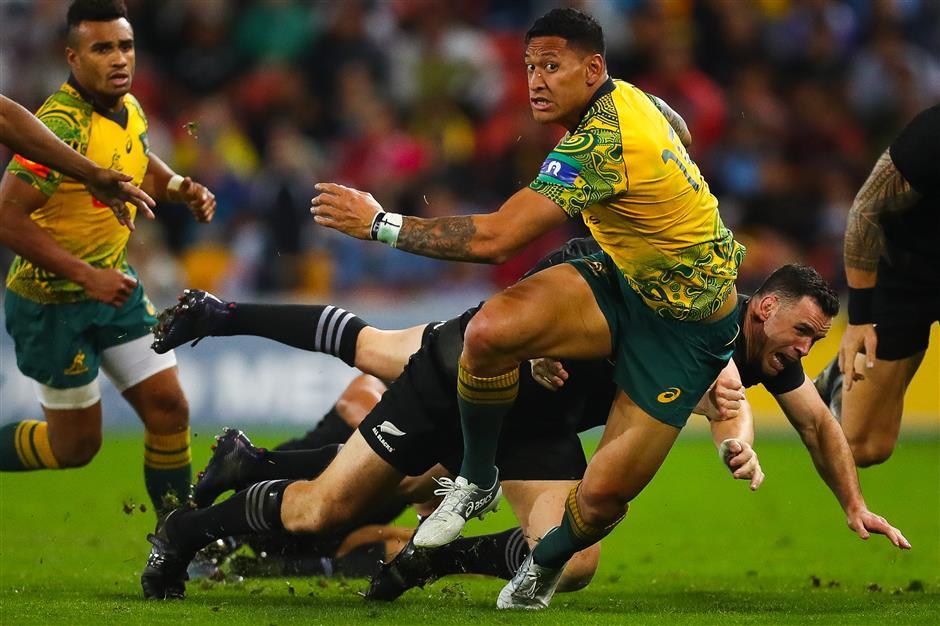 Folau to skip Australia's November tour