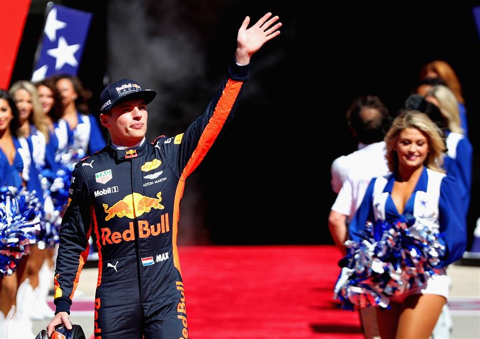 Verstappen podium demotion stirs up a storm