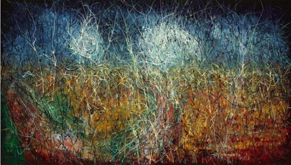Chinese artist recreates Van Gogh classics