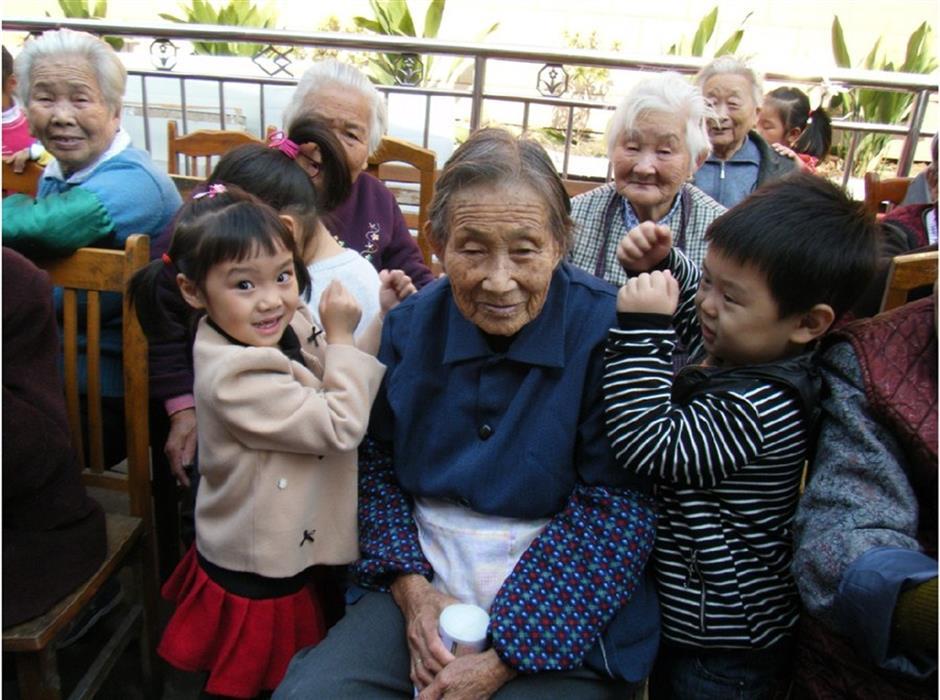 Seniors given a bonus to mark festival