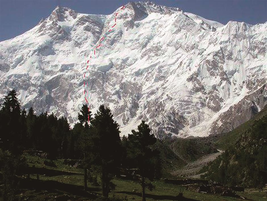Conquering Everest, politics and movies