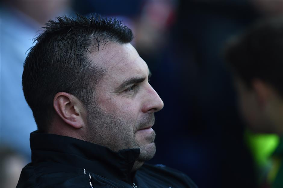 Unsworth keen to make Everton job his own