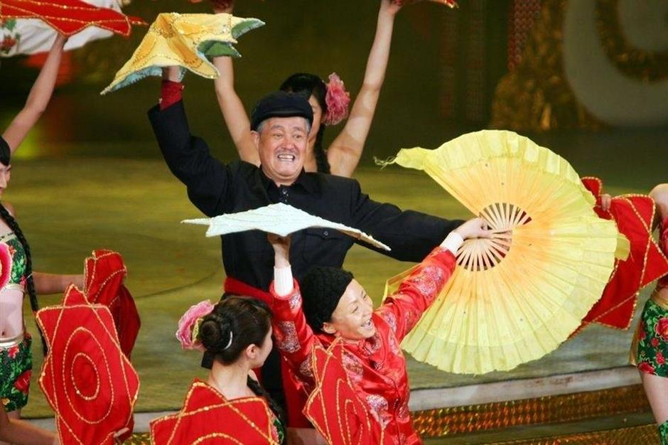 Northeast's cultural gift: a song-and-dance for two