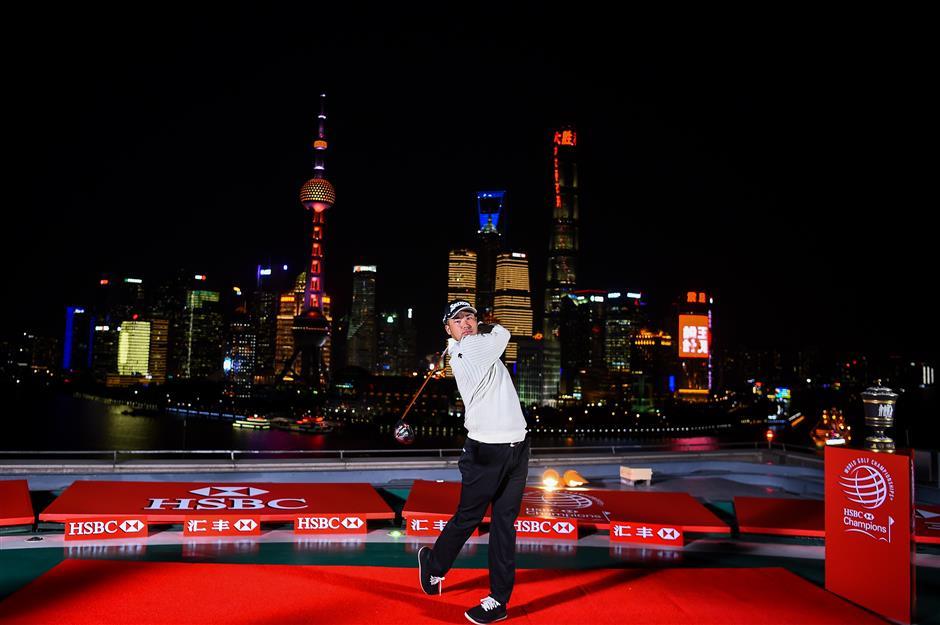 Pressure on Matsuyama in WGC-HSBC Champions defense in Shanghai