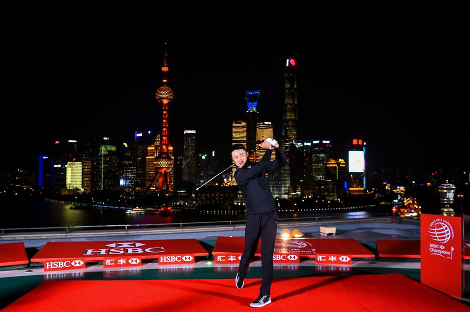 PGA Tour China to resume with full schedule next year