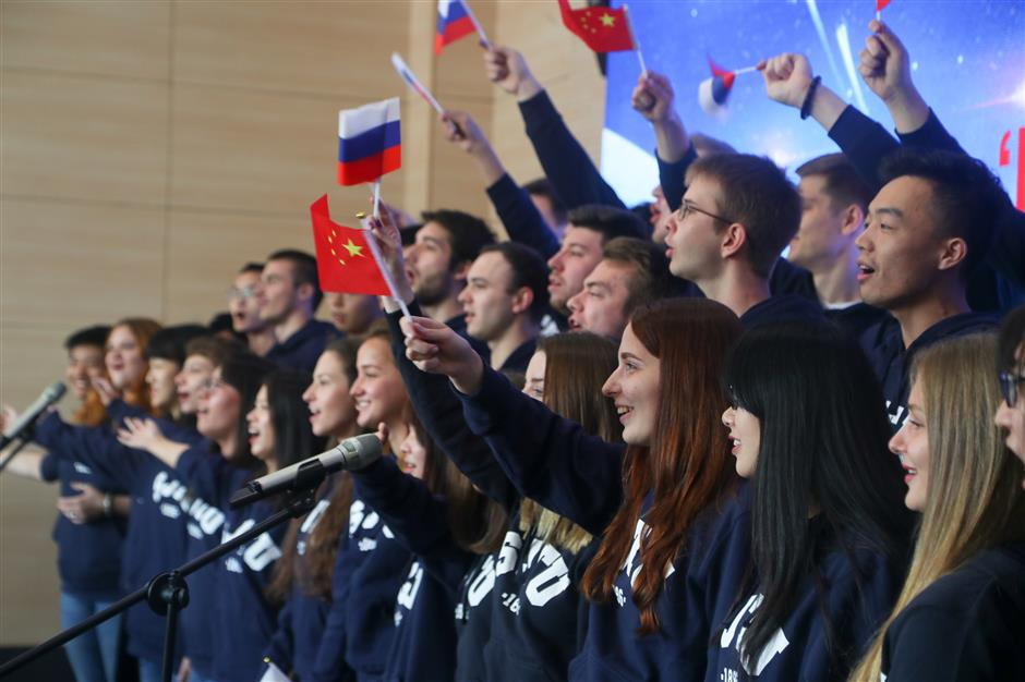 China-Russia Aerospace Joint Institute established in Shanghai