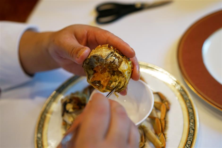 From traditional to new wave, hairy crab dishes for all tastes