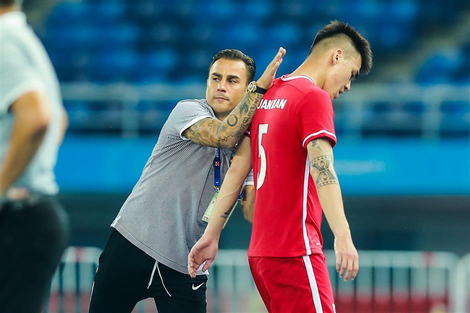 China FA says no foul play at Tianjin derby