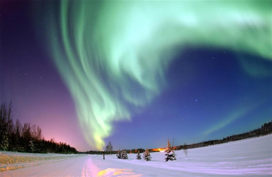 Affluent Chinese travelers prefer polar expeditions