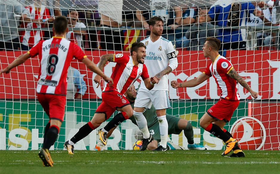 Real draws flak after worst start in five years