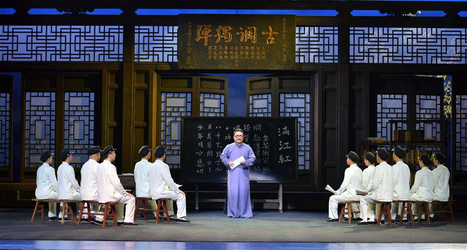 Stunning shows of traditional theater to hit Shanghai stage