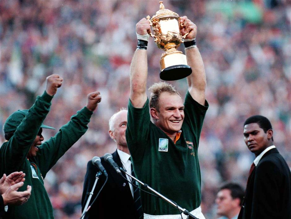 South Africa recommended as host for 2023 Rugby World Cup