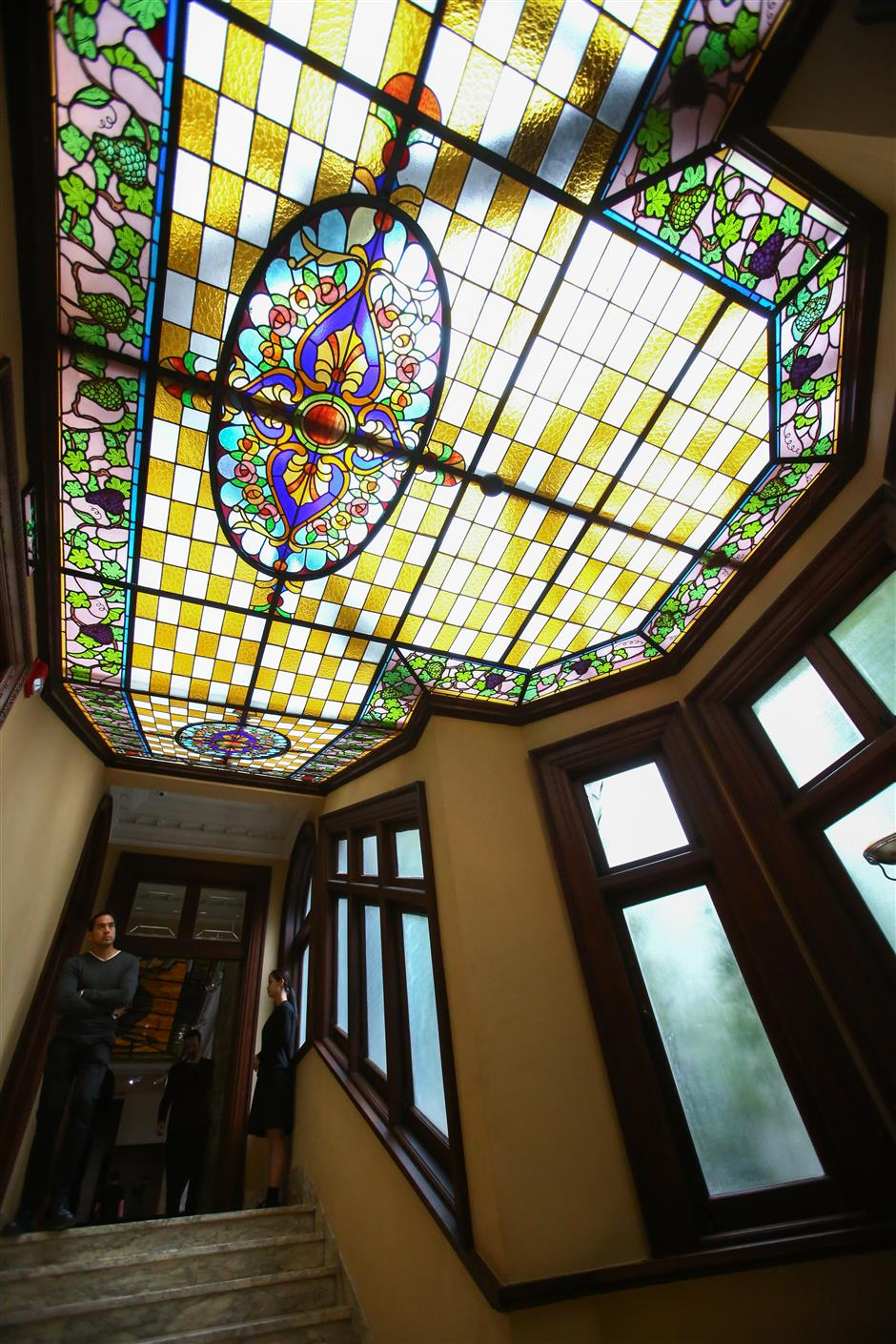Historic downtown villa opens to the public