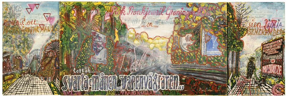 Breaking new ground with Dutch 'outsider art' exhibition