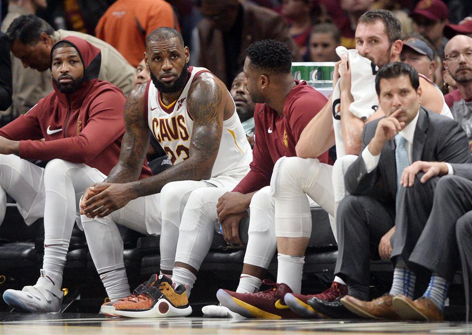 Scary start: Cavaliers dealing with numerous early-season issues