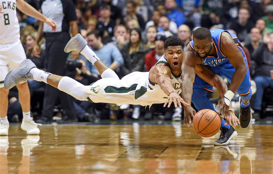 OKC's Westbrook claims bragging rights in marquee matchup