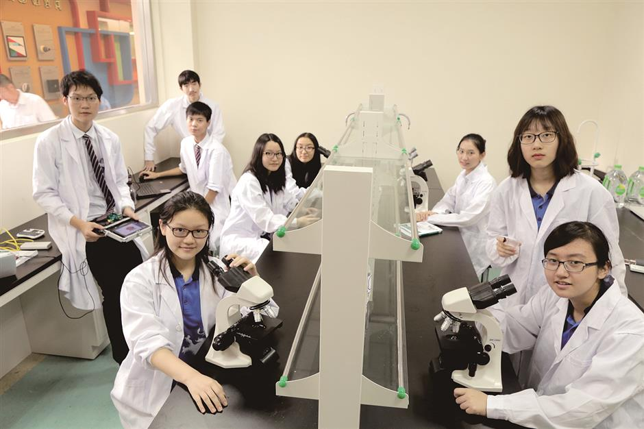SUIS Wanyuan prepares students for global world