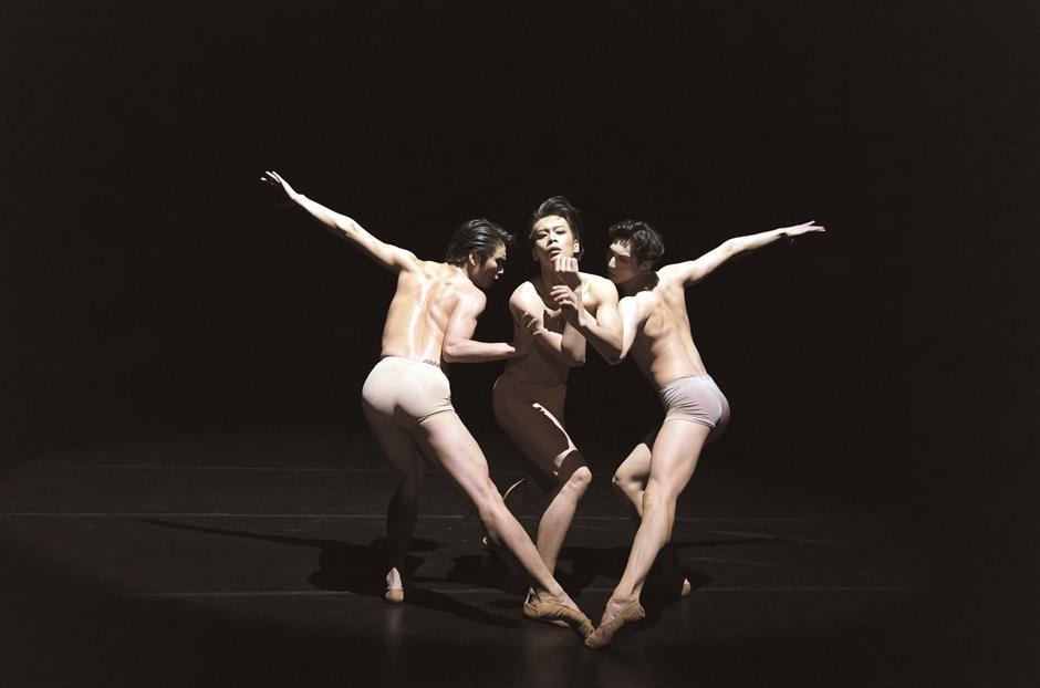 Shanghai danseur tries his hand in choreography