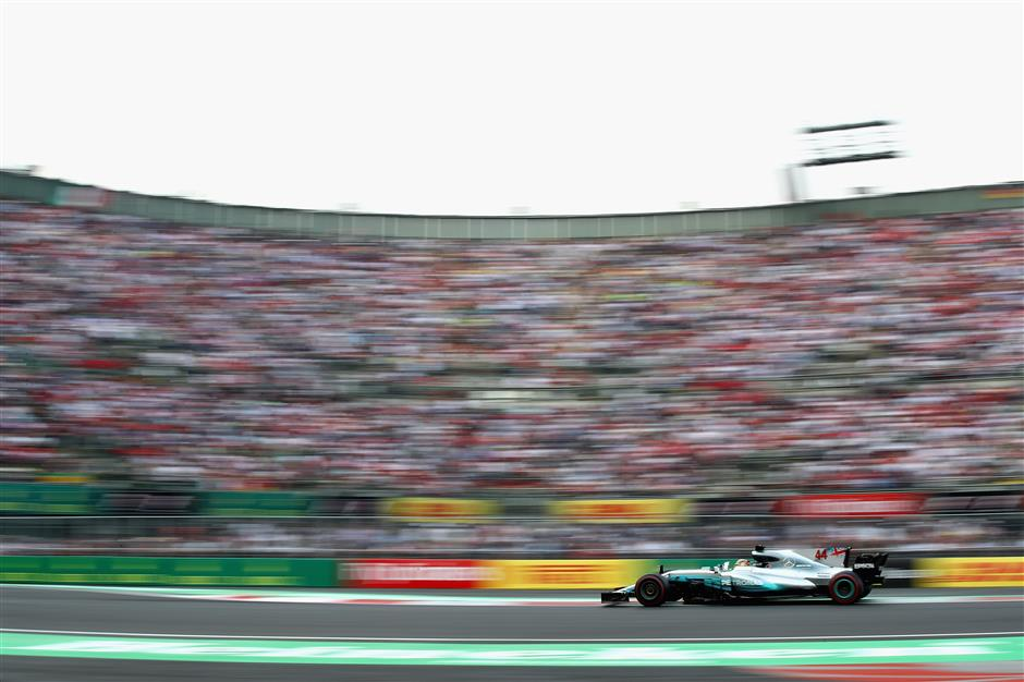 F1 to have louder engines in 2021