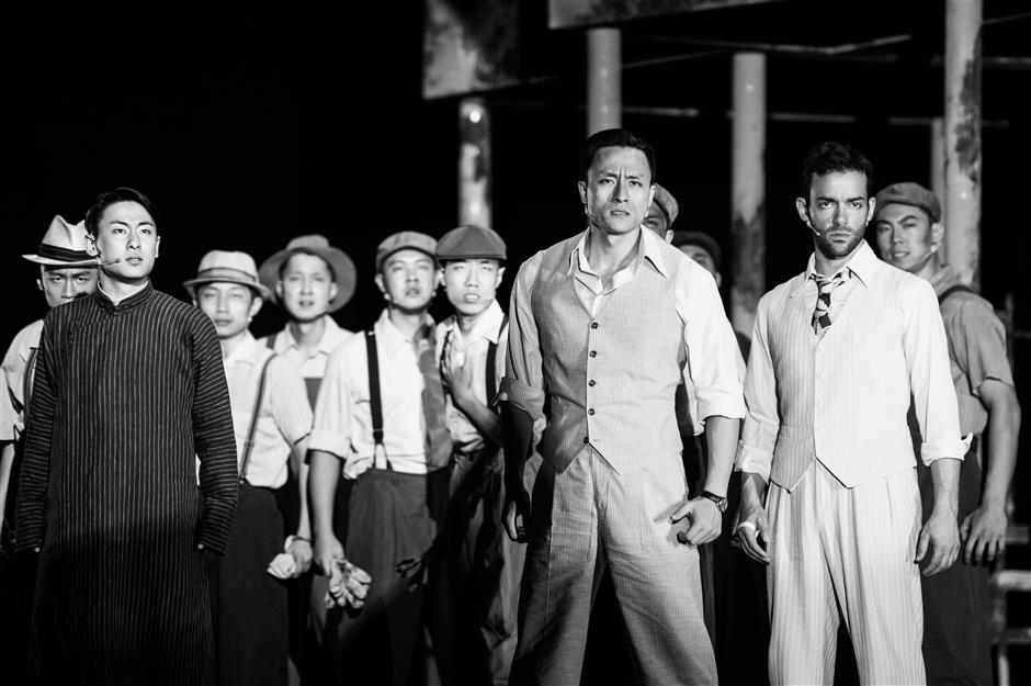 Musical about Jews in Shanghai to hit Broadway