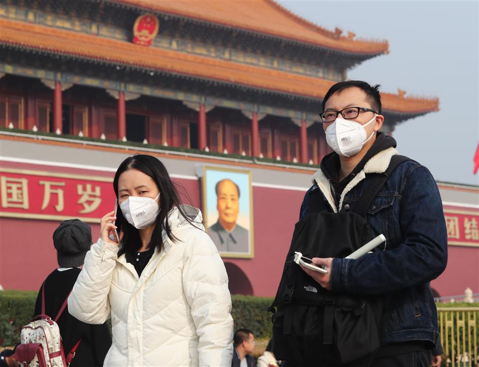 Northern China gets tough in anti-smog campaign