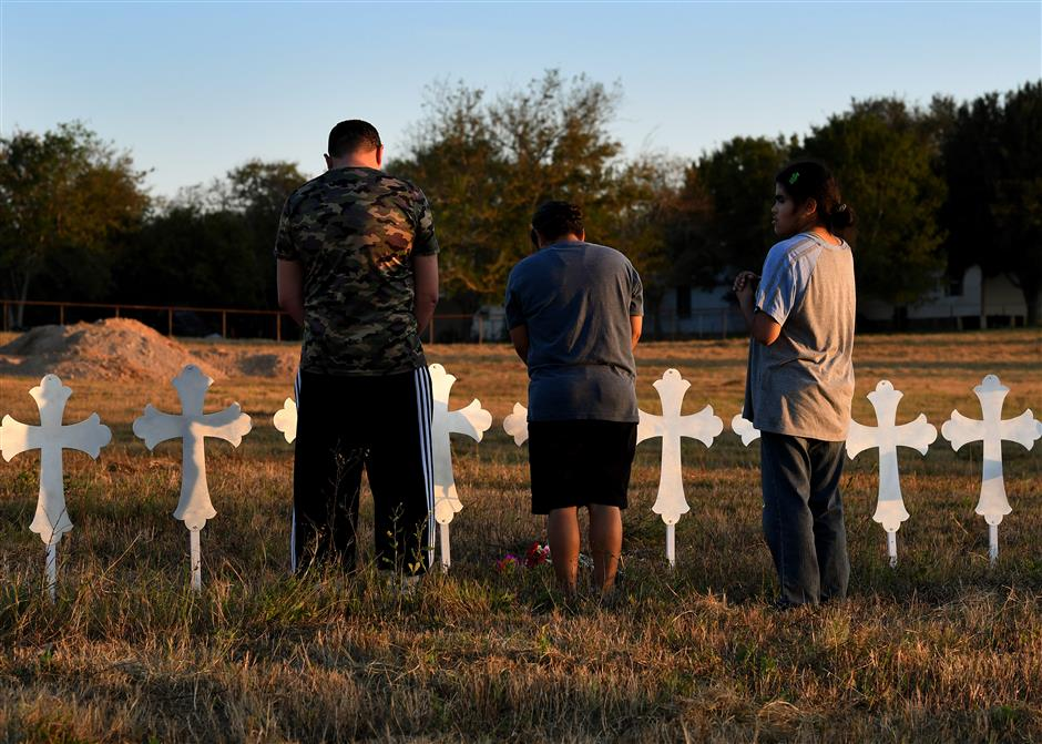 Family dispute may have sparked Texas church shooting