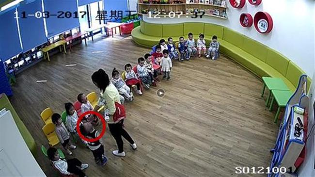 Ctrip nursery abuser fired, police begin investigation