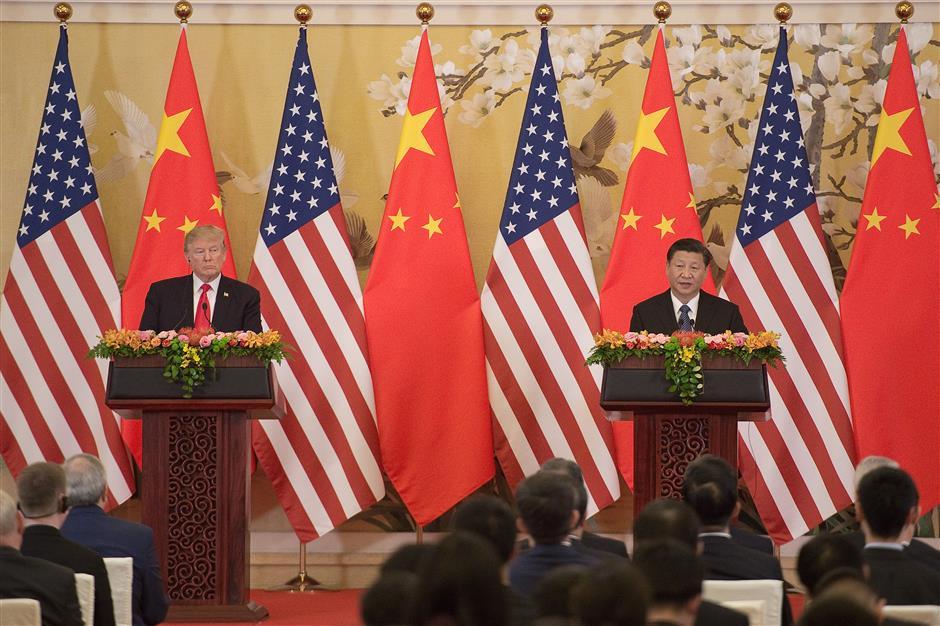 Xi, Trump reiterate commitment to denuclearization on Korean Peninsula