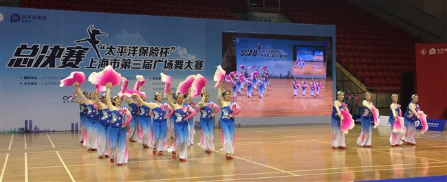 Square dance final held in Hongkou