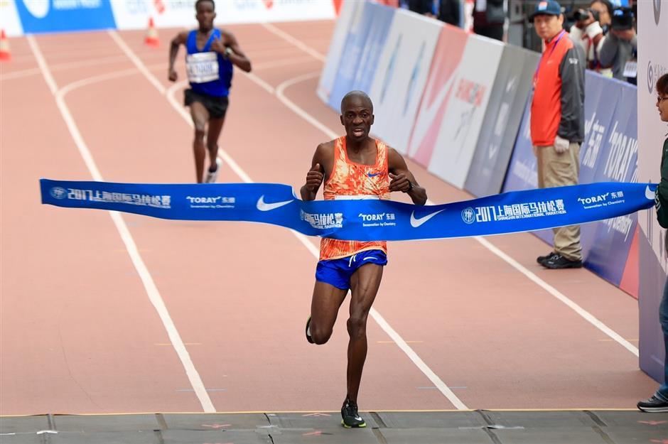 38,000 compete in this year's marathon