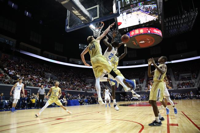 2018Pac-12 China Game rivals revealed