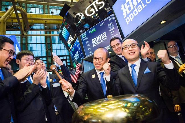More Chinese firms debut on US stock market