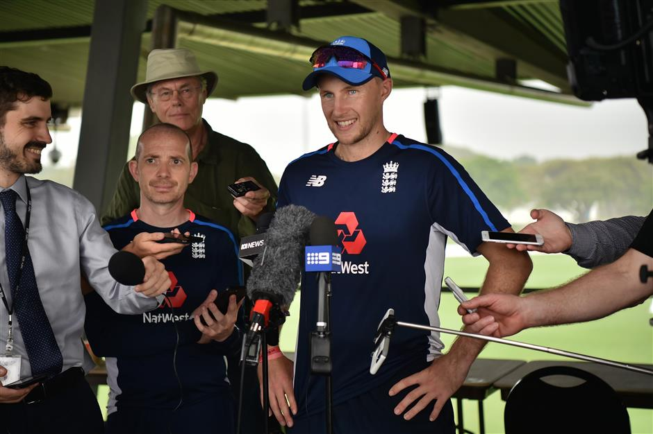 England unfazed by Australian banter ahead of Ashes opener