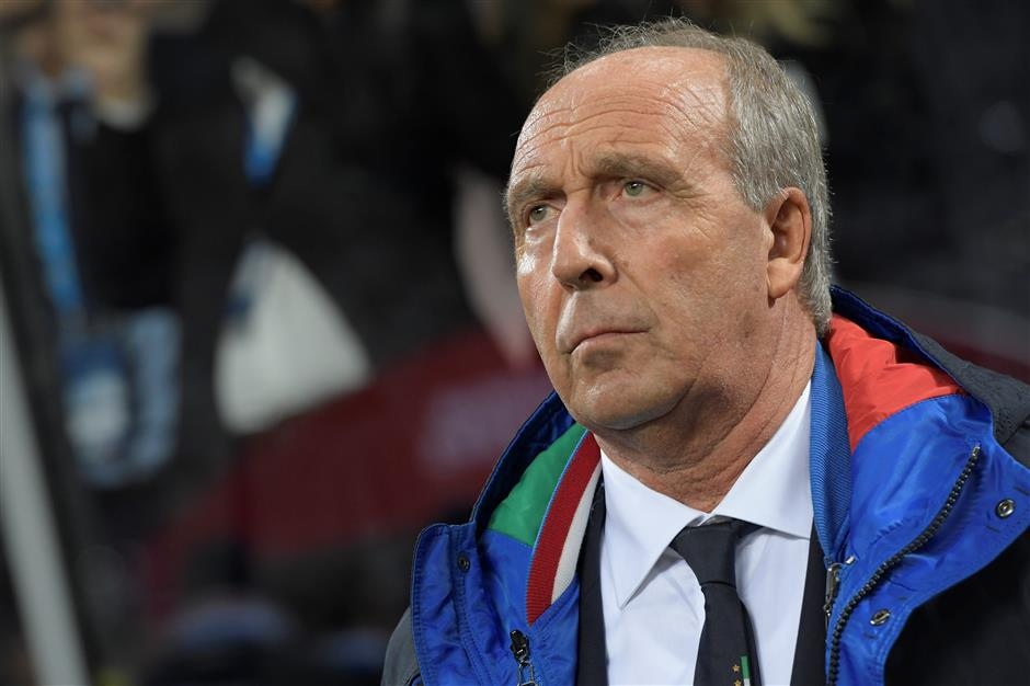 Coach Ventura's status still in question after Italy eliminated