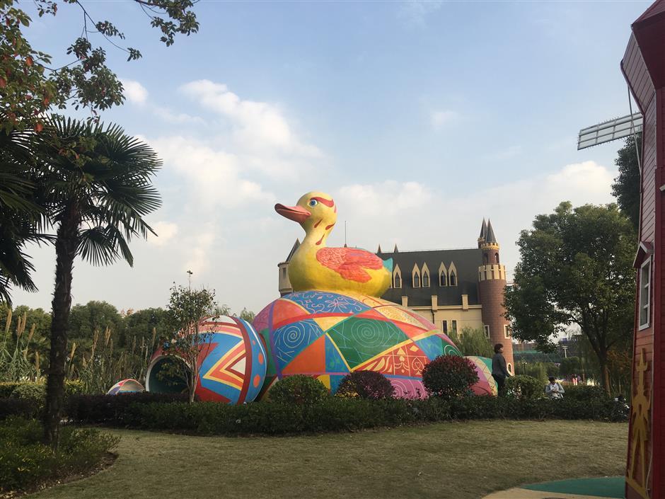 More Hans Christian Andersen theme parks