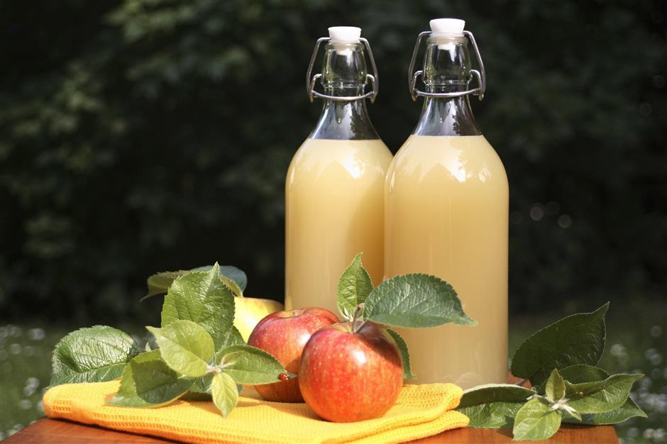 Danger of fruit and vegetable drinks