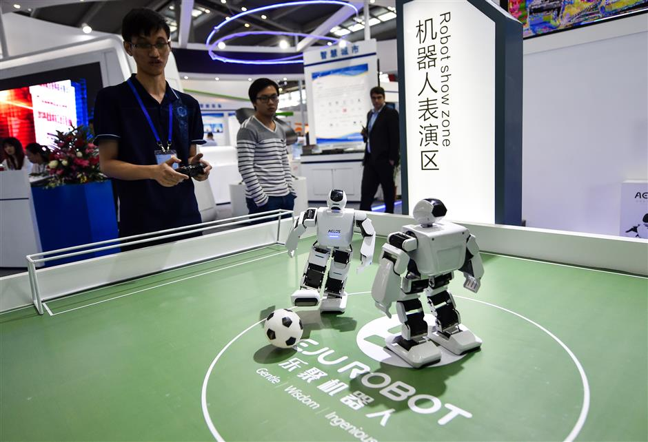 Hi-tech fair bridges Chinese innovators with world