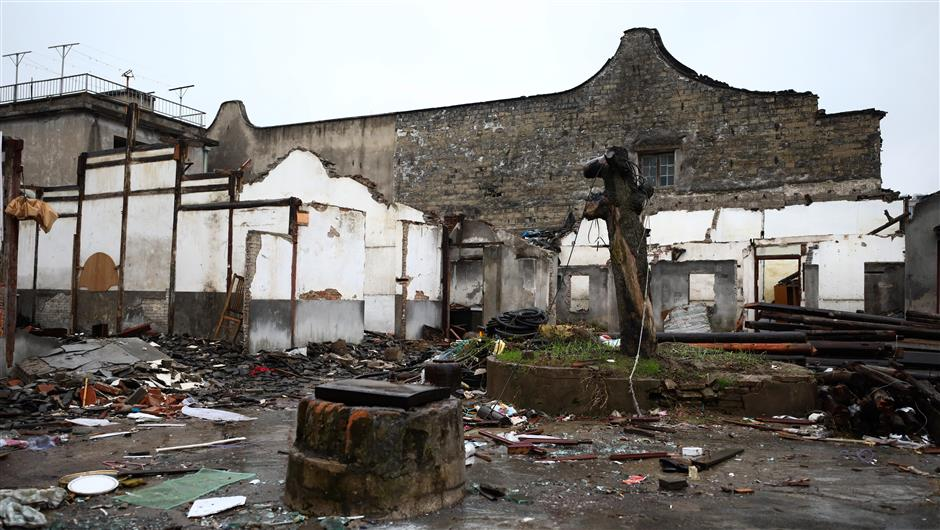 Calls to preserve buildingslinked to generalwho helpedfound the Northern Song Dynasty