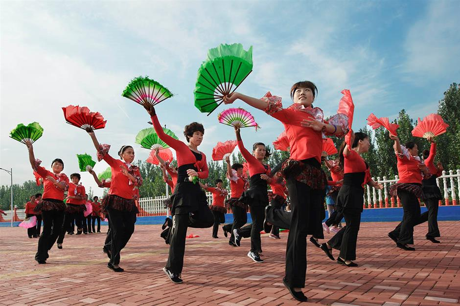 The dark underbelly of China's dancing grannies