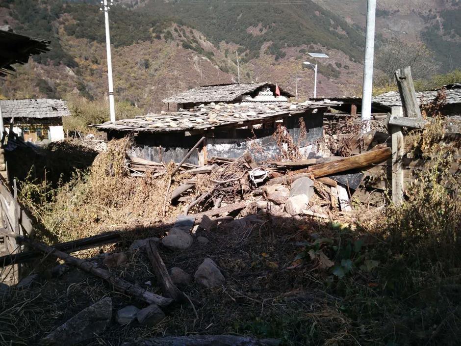 Three injured following 6.9-magnitude earthquake in Tibet