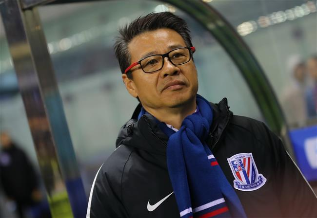 It's advantage Shenhua after 1st leg of Chinese FA Cup final