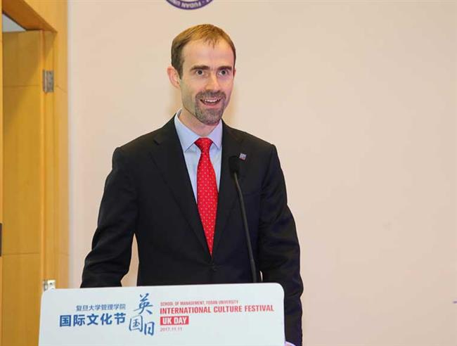 London school keen on China experience