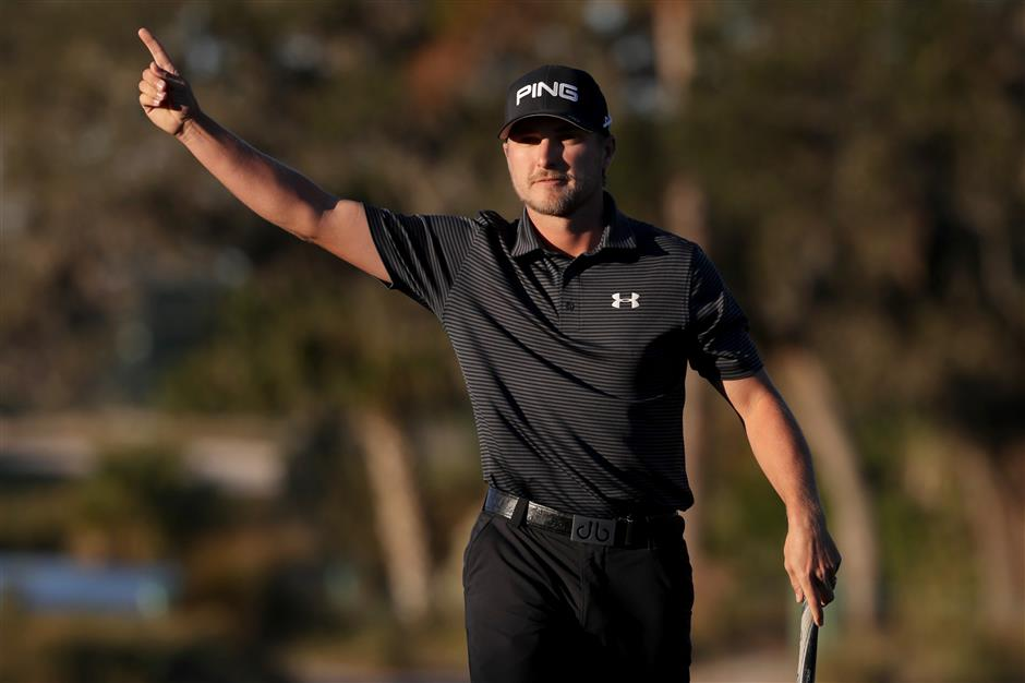 Cook wins at Sea Island to earn trip to Masters