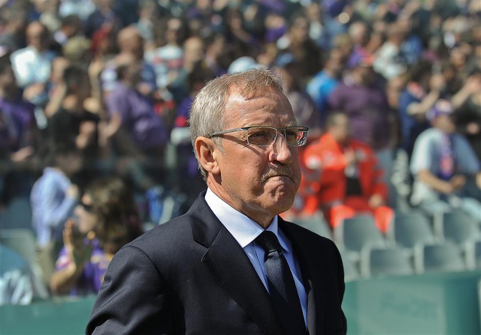 Udinese replaces Delneri with Oddo