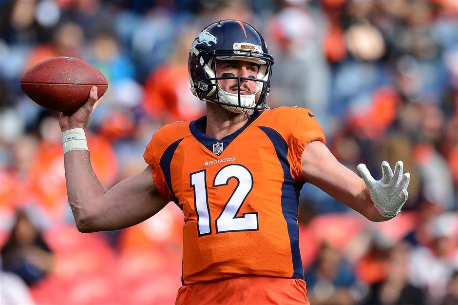 QB Lynch poised for Broncos start