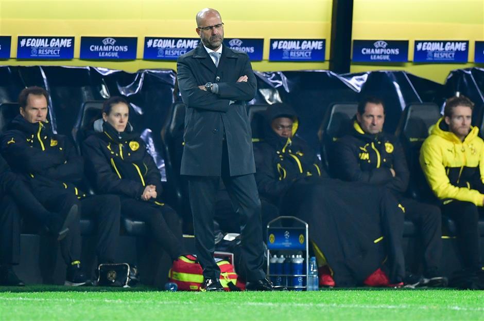 All pressure on Dortmund as Schalke visits in Ruhr derby