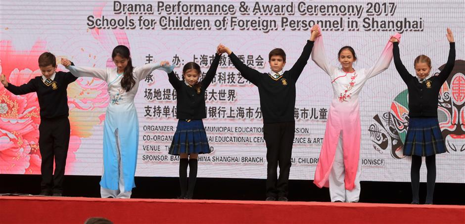 American boy wins plaudits for Chinese interpretation